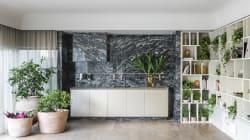 8 ambientes com plantas para você prestar atenção na CASACOR