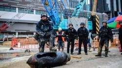 Deux bombes de la Deuxième Guerre mondiale découvertes en une semaine à Hong