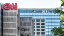 CNN visée par un autre colis