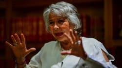 La respuesta de Olga Sánchez a los ultraconservadores que se volvió