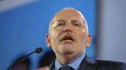 I socialisti puntano su Timmermans per la Commissione Ue: