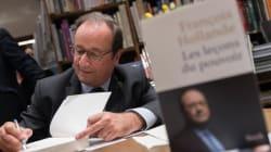 Hollande consacre un chapitre aux gilets jaunes dans la nouvelle version de son