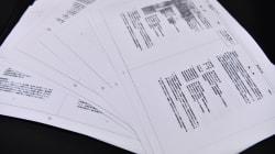 森友学園、文書から「名前が消された」国会議員、全リスト
