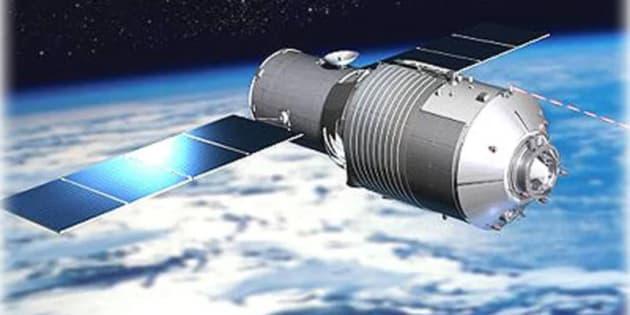 La station spatiale chinoise va-t-elle retomber sur Terre au dessus de la France?
