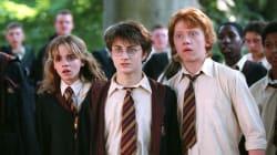 Voldemort salía bailando en esta película de Harry Potter y no te habías dado
