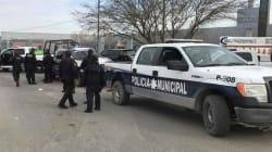 Policía atropella a compañero en Ciudad
