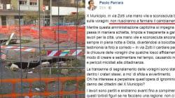 Il capogruppo M5S a Roma:
