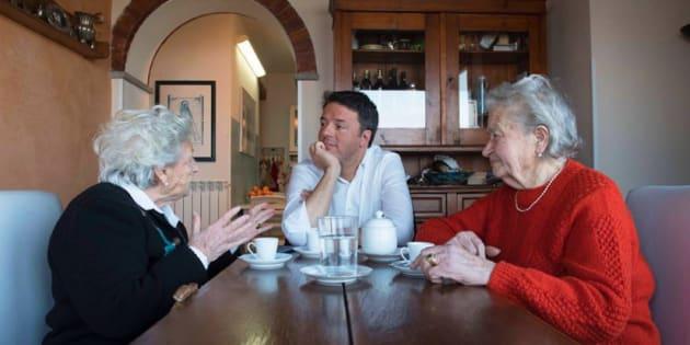 Renzi presenta il programma del Pd: