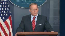 Sean Spicer à la Maison blanche, cela restera dans les mémoires (mais pas forcément dans le bon