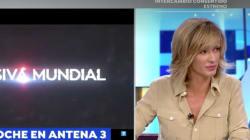 El reproche de Susanna Griso a Pablo Motos en 'Espejo Público':