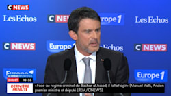 Valls avant l'interview de Macron:
