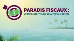 Un site web contre les paradis fiscaux lancé au