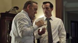 Aseguran que Kevin Spacey forzó la escena del trío en 'House of