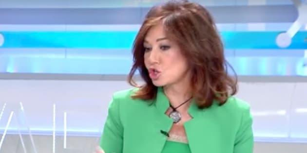 Ana Rosa Quintana, presentadora de 'El Programa de AR' de Telecinco.