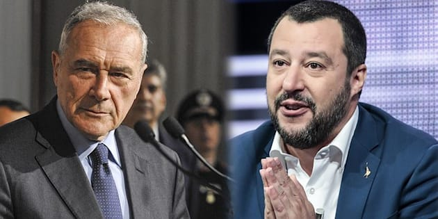 """Pietro Grasso: """"Non voglio altri Siani o Impastato&quot"""