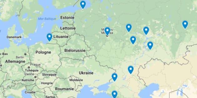 Coupe de Monde: La billetterie est ouverte, mais est-ce raisonnable de tenter l'aventure en Russie?