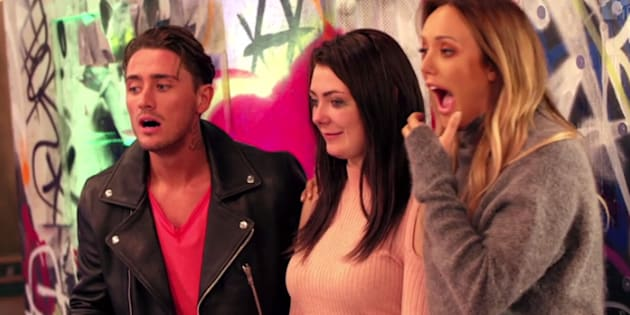 Charlotte Crosby and Stephen Bear come face to face with the good, the bad and the terrible tattoos in their new show.