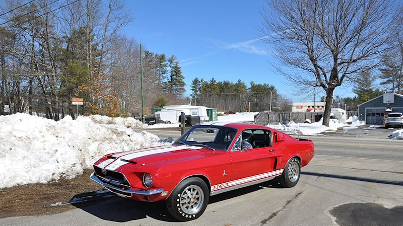 Sell your own 1968 Shelby Mustang GT500  Autoblog