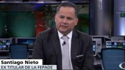 Santiago Nieto habla sobre su destitución: