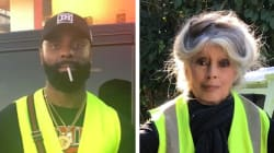 Les people disparates des gilets jaunes en disent long sur le