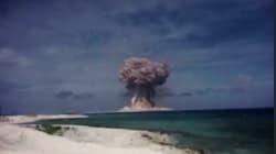 Vous n'avez jamais vu ces images d'essais nucléaires car elles étaient classées secret