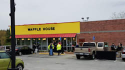 Waffle House Shooting Leaves 4 Dead, Naked Suspect Flees