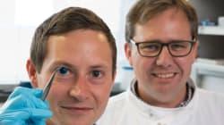 世界初。人の角膜を3Dプリンターで作ることに成功。しかも10分でできる