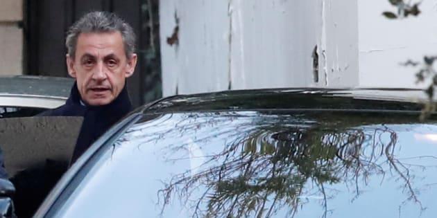 La contre-offensive médiatique de Sarkozy