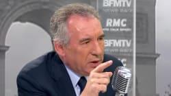Bayrou croit savoir pourquoi le clan Sarkozy lui en veut
