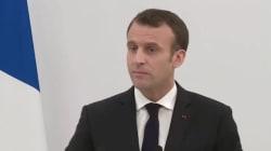 La réponse très sèche de Macron interrogé sur sa visite privée du Taj