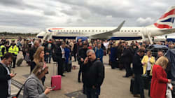 London City Airport Evacuated After 'Chemical