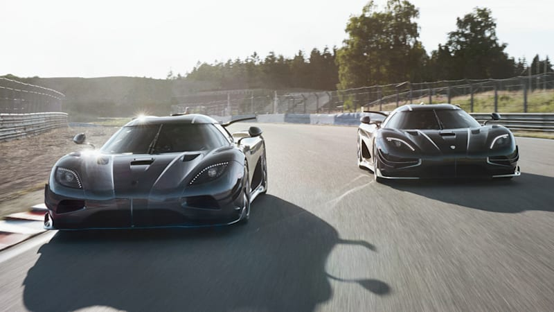 Best Gas Prices >> Last Koenigsegg Agera coupes are named Thor and Väder - Autoblog
