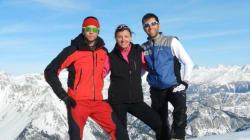 Trovati i corpi dei tre alpinisti italiani dispersi sul Monte