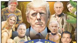 Cette une du New York Post illustre parfaitement le chaos actuel à la