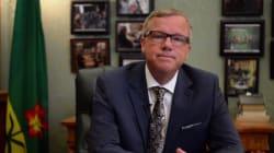 Saskatchewan Premier Announces He's Retiring From