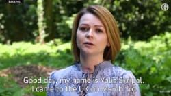 La fille de l'ex-agent russe empoisonnée s'exprime pour la première