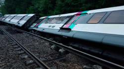 Un RER B se couche sur la voie, sept blessés