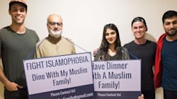 Teen Invites Strangers To Dine With Her Muslim Family To Fight