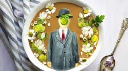 Elle transforme ses smoothie bowls en véritables œuvres
