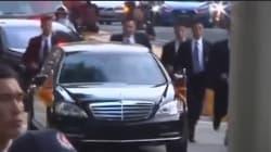 À Singapour aussi, les gardes du corps de Kim Jong-un ont fait leur