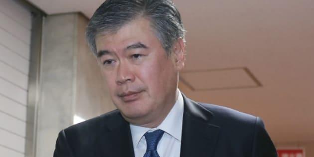 福田淳一財務省事務次官