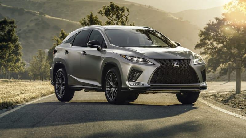 Lexus 2019 Price 2020 Lexus Rx