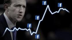 Comment la Bourse a réagi, minute par minute, aux déclarations de Zuckerberg devant le