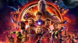 'Avengers: Infinity War' rompió todos los récords de