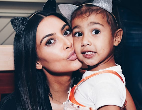 Kim K. says Kanye won't let North do this one thing