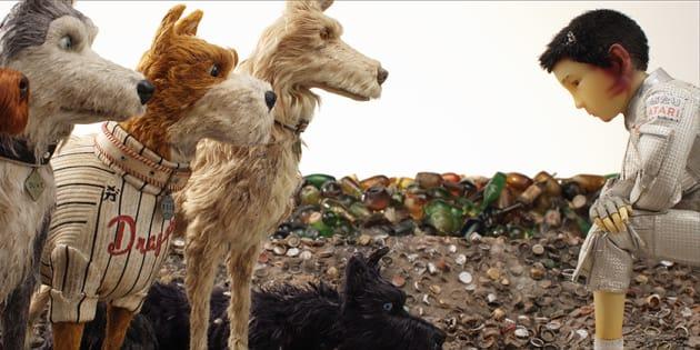 """Avec """"L'île aux Chiens"""", Wes Anderson clôt l'éternel débat entre chiens et chats"""