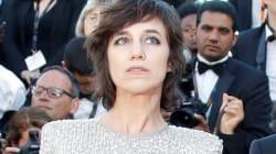 Charlotte Gainsbourg fait sensation dans sa robe courte à