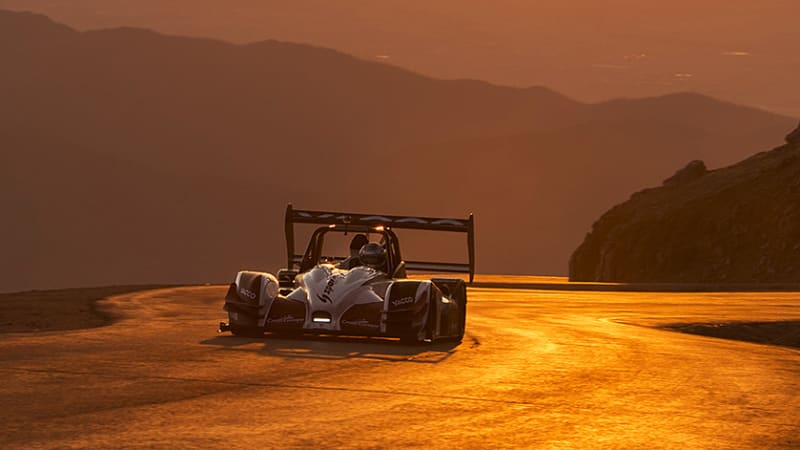 Pikes Peak Unlimited Class Racers Strut Their Massive Aero Autoblog