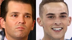 Donald Trump Jr. attaque le patineur Adam Rippon sur