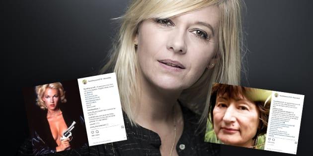 Flavie Flament répond à Brigitte Lahaie et Catherine Millet après leurs déclarations sur le viol